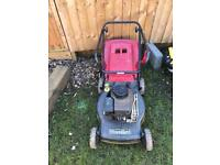 Mountfield petrol lawnmower in good working order