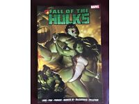 Fall of the Hulks TPB Vol 1. Mint condition.