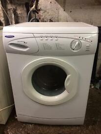 Hotpoint 6 kilo 1000 spin washing machine