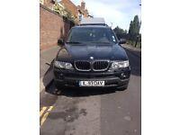 BMW x5 4x4 sports 2004