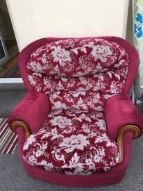 Arm Chair for free, good condition.moving home. Collection only