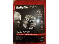 babyliss men easy cut v2