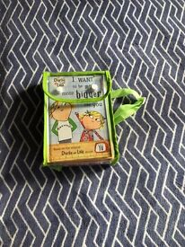 Charlie and Lola books, 8pcs set in a case