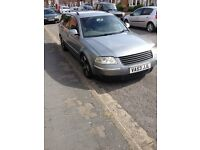 vw passat 1.9 tdi highline