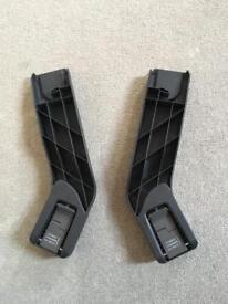 Armadillo car seat adaptors