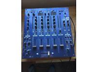 Tascam X9 professional digital DJ mixer