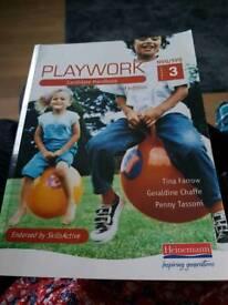 PLAYWORK candidate handbook level 3