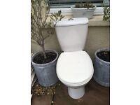Toilet and toilet seat