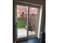 Double glazed UPVC patio door available from 6th November