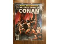 (BRONZE AGE) Savage Sword of Conan Issue 68