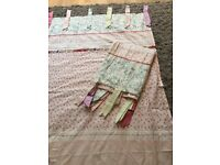 Pair of Mama & Papa's tab top curtains - used but in as new condition