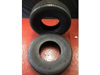 TWO BRAND NEW event tyres 4x4
