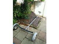 Galvanised Boat dinghy Trailer its in VGC.Will take upto 12ft.reduced for quick sale.