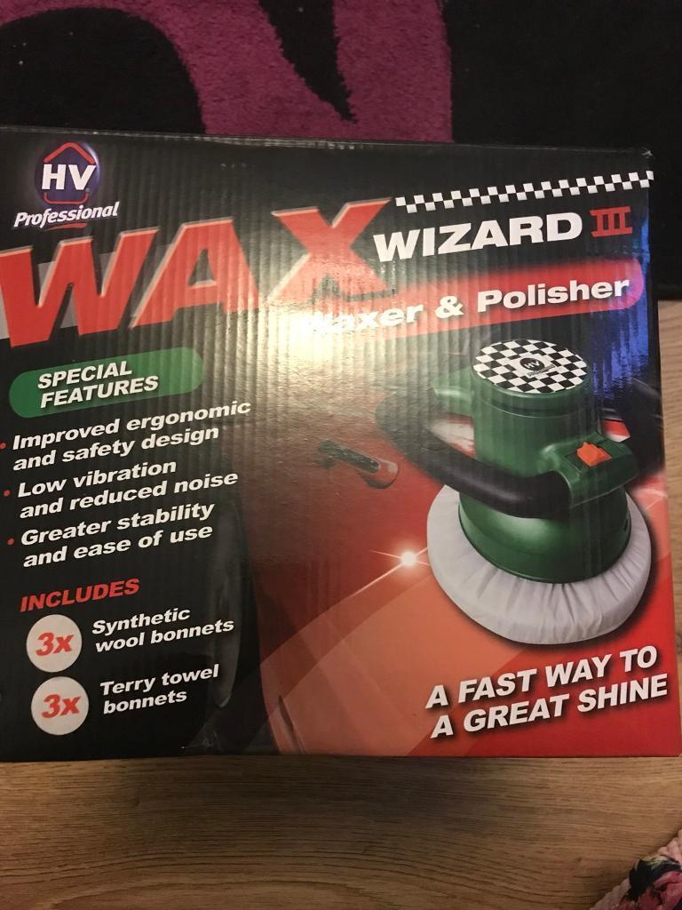 Car waxer & polisher