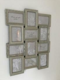 Next Home Gold Collage Photo Frame