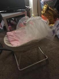 Baby Annabelle crib