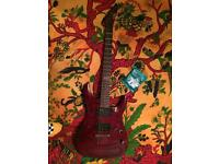 ESP MH-100QMNT with strings