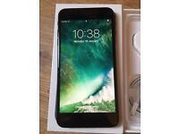iPhone 7 plus 32gb unlocked Matt black