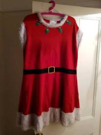 Christmas ladies dress