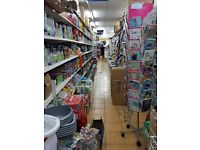 Off Licence shop lease for sale £ 275,000 + stock valuvation