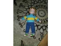 Horid Henry doll