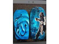 2 Body Boards