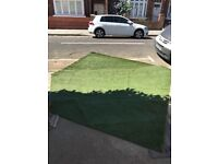 High quality used artificial lawn
