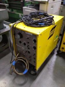 ESAB Heliarc H-250-TS 250TS AC/DC Commercial Welder