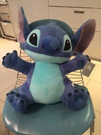 Stitch large plush toy (new)