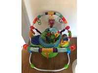 Baby Einstein jumping play station