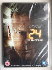 24 Live another day dvd