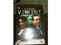 Vincent - Series 1 (DVD, 2006, 2-Disc Set)