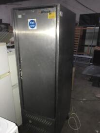 Stainless steel fridge for fish fully working order