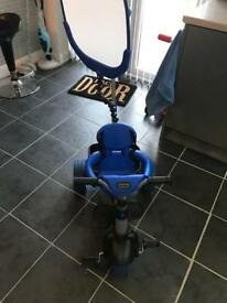 Kids trike hardly used