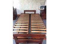 Double Futon bed/sofa. Base only. Super Quality from The Futon Company, Leeds