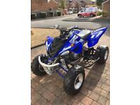Yamaha raptor 700 road like immaculate !