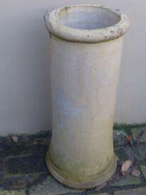 Reclaimed Architecture: Vintage / Antique Chimney Pot.