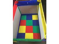 BABY TRAVEL COT AND PLAY PEN