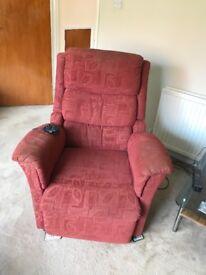 Ariser reclining armchair