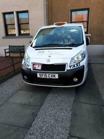 PRICE REDUCED Peugeot E7 se taxi long wheel base 15 plate