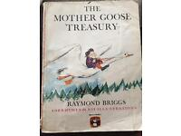 The Mother Goose Treasury book