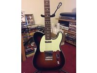 Telecaster Classic Vibe Squier by Fender - upgraded with Bare Knuckle pickups