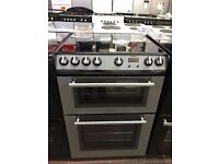 60CM SILVER ELECTRIC COOKER