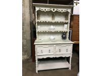 Stunning French Style Dresser - Shabby Chic - Kitchen - Dining Room - Shelving