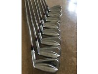 Rare Ben Hogan 50th Golden Anniversary Forged Apex irons