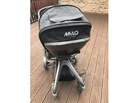 Top quality baby buggy with accessories and