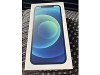 iPhone 12 64gb in blue
