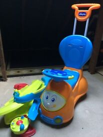 Chicco Quattro 4-in-1 Ride