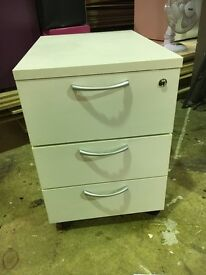 3 draw unit ideal for home office or work