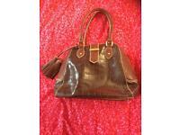 Miss Sixty leather handbag
